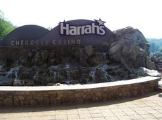 Harrah's Casino...Cherokee, North Carolina