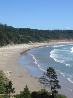 Cove fishing and pirates on pinterest for Fishing in lincoln city oregon