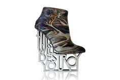 Fantasy Shoes by Anastasia Radevich http://designwrld.com/fantasy-shoes-by-anastasia-radevich/