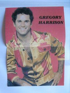 Brooke Shields Gregory Harrison Rick Springfield Poster Greek clippings 80s 90s | eBay