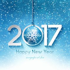 Happy New Year 2017 Animated GIF eCard