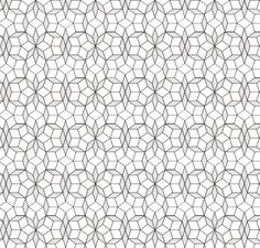 Periodic rhombus tiling with Penrose tiles                              …