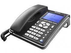 Telefone com Fio Ibratele - Com Identificador de chamadas - CAPTA PHONE TOP