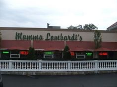 Mama Lombardi's is in Holbrook