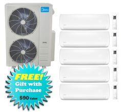 328 Best MINI SPLIT SYSTEMS images in 2018 | Tax free, Heat pump