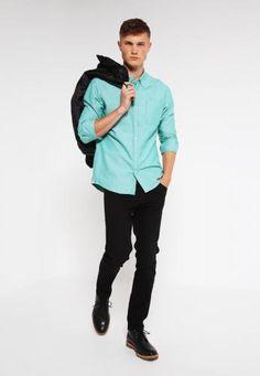 #Cheap monday jeans slim fit black haze Nero denim  ad Euro 65.00 in #Cheap monday #Uomo abbigliamento jeans slim