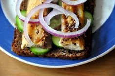 Looking for the perfect lunch sandwich? These recipes are full of tasty ideas - take your pick from crispy BLTs, juicy pulled pork, crispy falafel and more. Sandwiches For Lunch, Sandwich Recipes, Lunch Recipes, Easy Recipes, Winter Treats, How To Cook Fish, Yummy Food, Tasty, Fish Dishes