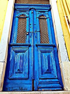 Art door - amazing door in Loulé