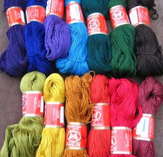 Annie MacHale - Color Value in Inkle Weaving, a blog post