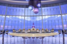 Jumeirah at Etihad Towers  Housed in Abu Dhabi's... | Luxury Accommodations