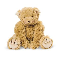 Bunnies By The Bay Little Bao Bao Blanket, Brown by Bunnies By The Bay. $22.00. Who can resist this adorable little bear? Made of soft curly fur with a sweet wobbly body that begs to be loved. Machine wash cold and line dry.