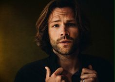 robbysphotosJared Padalecki Any Supernatural fans out there?