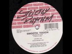 Eric Morillo Presents Smooth Touch - House Of Love (Seduction Mix) (Strictly Rhythm 1993 - SR12177)