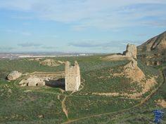Alcalá La Vieja a construcción musulmana data del siglo IX posiblemente fue obra del emir Muhammad I que fortificó las defensas del Estado andalusí en la Comunidad de Madrid