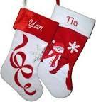 christmas stockings to make - Google Search