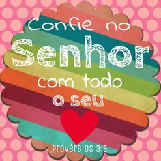 Provérbios 3:5