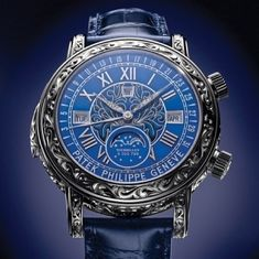 Patek Philippe 6002 Sky Moon tourbillon ultra complication