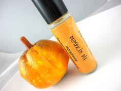 Pumpkin Pie Perfume Oil  Pumpkin Nutmeg Vanilla by SymbolicImports, $8.00