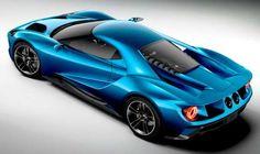 Bir efsanenin devamı olan yeni Ford GT de Cenevre Otomobil Fuarı'nda objektiflerin en fazla çevrildi... - Otomobilinfo