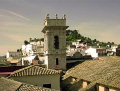 Castillo de Macastre Valencia, Tower Bridge, San Francisco Ferry, Building, Travel, Paths, Castles, Viajes, Buildings