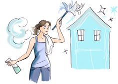 Dossier thématique - Entretenir sa maison au naturel - Aroma-Zone