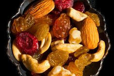 Castanhas, amêndoas, frutas secas... Mix de nuts diminui o mau colesterol #globoesporte