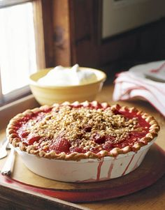 Fresh Berry Pie - Southern Living