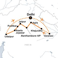15 day india itinerary