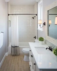 With the right details, even a small bathroom can be beautiful! #ranchosantafelocals #sandiegoconnection #sdlocals #rsflocals - posted by Bunny Booth Properties https://www.instagram.com/bunnyboothproperties. See more post on Rancho Santa Fe at http://ranchosantafelocals.com