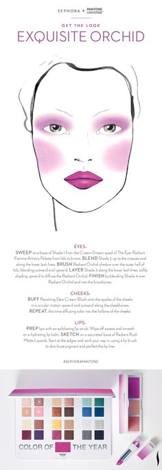 GREAT GUIDE TO APPLY MAKEUP...