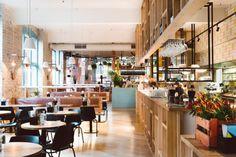 Fonda Restaurant by Techne Architecture + Interior Design
