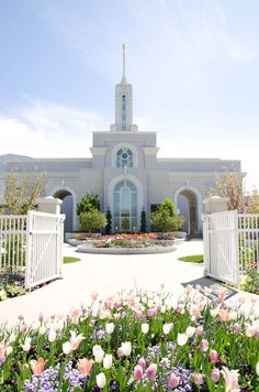 """Always have the temple in your sights. http://facebook.com/163927770338391 Do nothing which will keep you from entering its doors and partaking of the sacred and eternal blessings there."" From #PresMonson's http://pinterest.com/pin/24066179228814793 inspiring #LDSconf http://facebook.com/223271487682878 message http://lds.org/general-conference/2011/04/the-holy-temple-a-beacon-to-the-world #ShareGoodness"