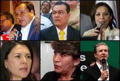 Qué encontramos en el debate de los candidatos a la gubernatura del Estado de México?