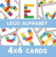 The long awaited and requested Lego Duplo Alphabet edition. A while ago I posted about the Lego Dulpo number cards. Well today I am back to share with you a full set of FREE printable alphabet cards! This won't be a long post, I will get right to the point! (Click the image above to ... by maritza