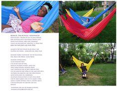 behold - handmade hammocks
