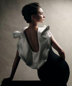 Jacquelyn Jablonski by Victor Demarchelier for Harper's Bazaar US