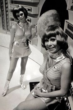 Moonbase Personnel, UFO, 1969