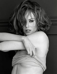 Nicole Kidman photographed by Herb Ritts