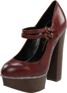 b3f0c0be2056 Shop Women s Jessica Simpson Brown size 6 Platforms at a discounted price  at Poshmark. Looking for these pumps in a 6 or Color is