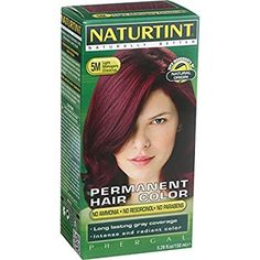 Naturtint Hair Color - Permanent - 5M - Light Mahogany Chestnut - 5.28 oz *** Continue with the details at the image link. #hairhowto