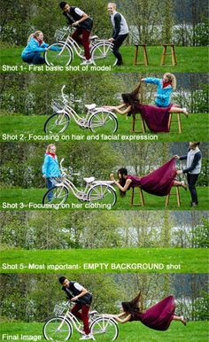 How to do Levitation photos