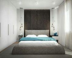 dormitorio lujoso minimal - Buscar con Google