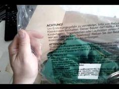 VAUDE - Unboxing a Hoag Shirt