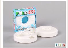 Polo Super Mints! Loved these with the mini polos inside!