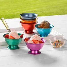 Ice Cream Bowls | Plus Size Grilling & Entertaining | OneStopPlus