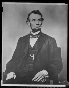 President Abraham Lincoln by The U.S. National Archives, via Flickr
