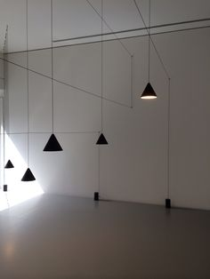 String lights by FLOS