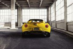 #Alfa #Romeo #4C #Spider