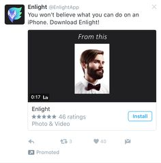 Twitter Ad Examples What You Can Do, Believe, Ads, Photo And Video, Twitter