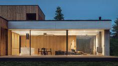 Studio de Materia Designs a House in Poznań, Poland